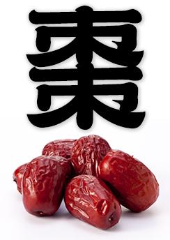jujube; red date; Chinese date